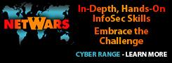 NetWars - Cyber Range