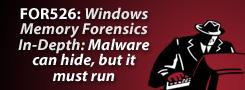 Forensics 526