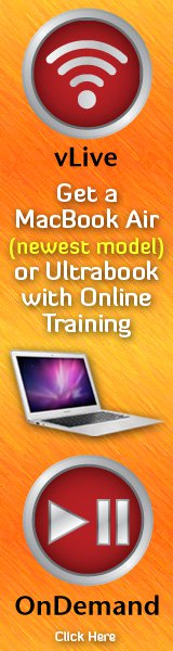Get a MacBook Air or Ultrabook with Online Training