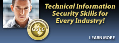 GIAC GSEC Certification