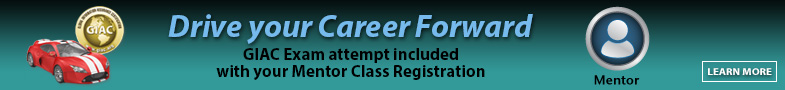 Mentor - Drive your Career Forward