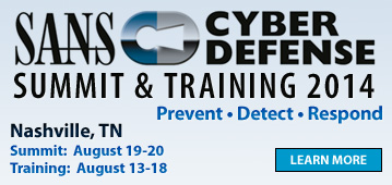 Cyber Defense Summit and Training - Nashville