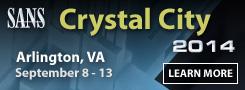 Crystal City 2014