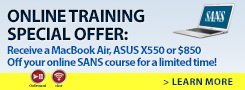 Get a MacBook Air or 850 OFF Online Course