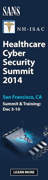 Healthcare Cyber Security Summit - San Francisco