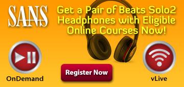 Beats Headphones with Online Training