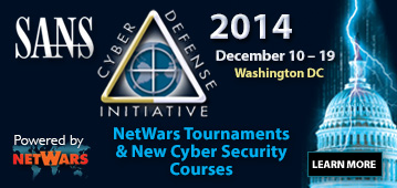CDI 2014 - Washington