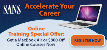 Get a MacBook Air or $800 OFF Online Courses