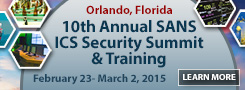 10th Annual ICS Security Summit - Orlando