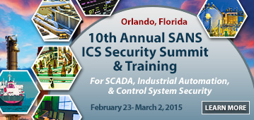 10th Annual ICS Security Summit - Orlando