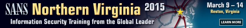 Northern Virginia 2015 - Reston