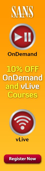 10% OFF OnDemand and vLive Courses