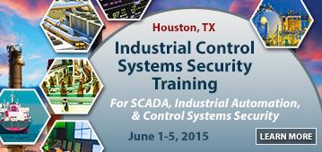 ICS Security Training - Houston