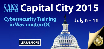 Capital City 2015 - Washington