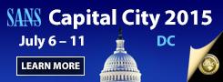 Capital City 2015 - Washington