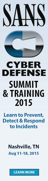 Cyber Defense Summit & Training - Nashville