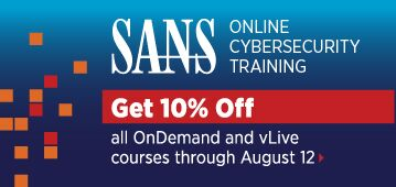10% off Online Training