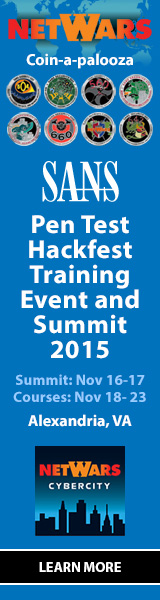 Pen Test Hackfest Summit & Training - Alexandria