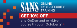 Get 10% OFF Online Training