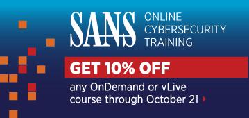 Get 10% OFF Online Training