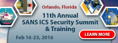 ICS Security Summit & Training - Orlando