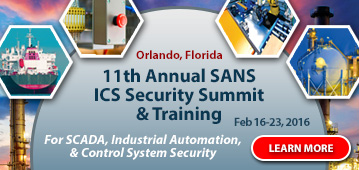 ICS Security Summit & Training - Orlando