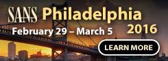 Philadelphia 2016