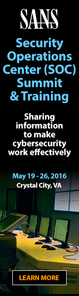 SOC Summit & Training - Crystal City
