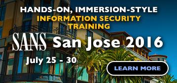 San Jose 2016