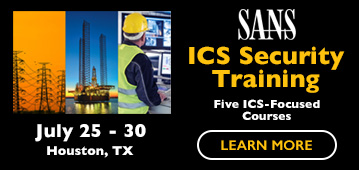 ICS Security Training - Houston