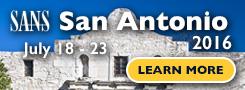 San Antonio 2016