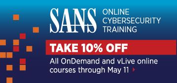 Take 10% off Online Training