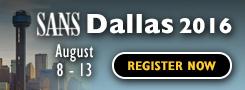 Dallas 2016