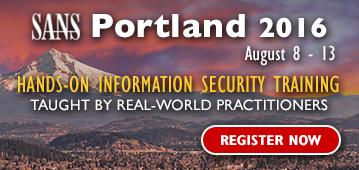 Portland 2016