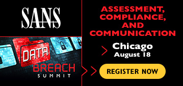 Data Breach Summit - Chicago