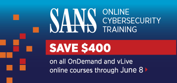$400 off Online Training