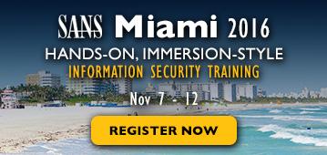 Miami 2016
