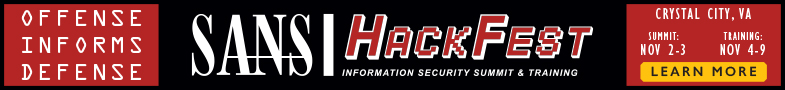 Pen Test Hackfest 2016 - Crystal City