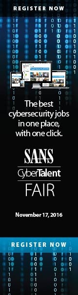 CyberTalent Job Fair
