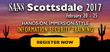 Scottsdale 2017