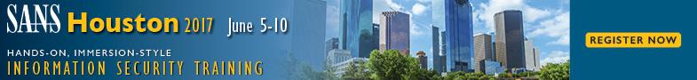 Houston 2017