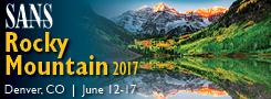 Rocky Mountain 2017 - Denver