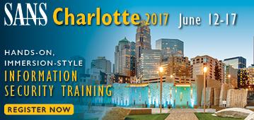 Charlotte 2017