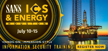 ICS & Energy - Houston 2017