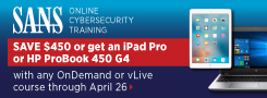 Get an iPad Pro with Online Training