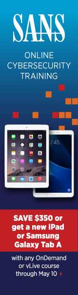 Get a new iPad with Online Training