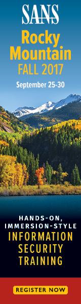 Rocky Mountain Fall 2017 - Denver