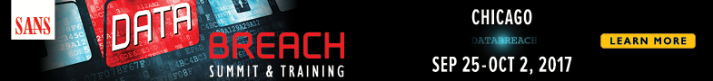 Data Breach Summit & Training - Chicago