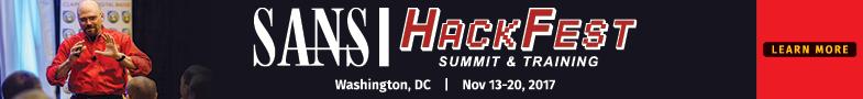 HackFest Summit and Training - DC