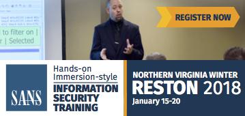 Northern VA Winter - Reston 2018